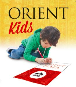 Orient Kidswebsite