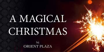 Orientplaza - Kerstmenu's